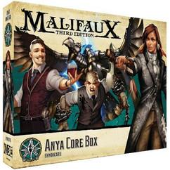Malifaux 3E: Anya Core Box