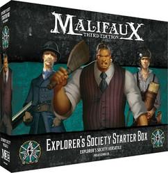 Malifaux 3E: Explorer's Society Starter Box (PREORDER)