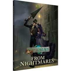 Through the Breach RPG: From Nightmares
