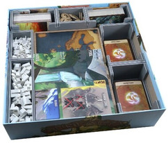 Box Insert: Spirit Island and Branch & Claw Expansion / Jagged Earth Expansion
