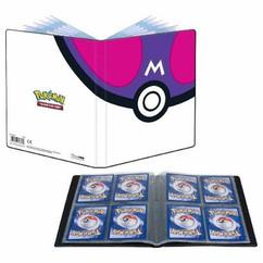 Ultra Pro Portfolio: Pokemon - Master Ball (4-Pocket)
