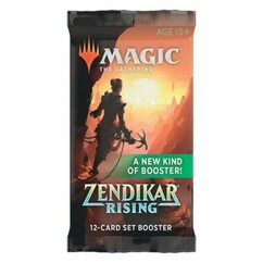 Magic: The Gathering - Zendikar Rising Set Booster Pack