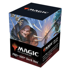 Ultra Pro Deck Box: Strixhaven - Valentin, Dean of the Vein & Lisette, Dean of the Root V3 (PRO-100+)
