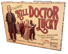 Kill Doctor Lucky: Deluxe 24 3/4th Anniversary Edition