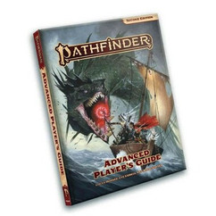 Pathfinder RPG 2nd Edition: Advanced Player's Guide - Pocket Edition