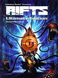 Rifts RPG Ultimate Edition (Hardcover)