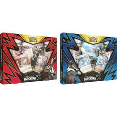 Pokemon: Single Strike & Rapid Strike Urshifu V Box (Set of 2)