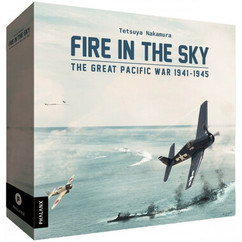 Fire in the Sky: The Great Pacific War 1941-1945 (PREORDER)