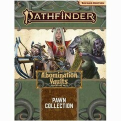 Pathfinder RPG 2nd Edition: Abomination Vaults Pawn Collection