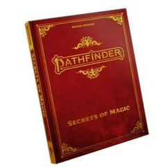 Pathfinder RPG 2nd Edition: Secrets of Magic (Special Edition) (PREORDER)