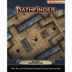 Pathfinder RPG 2nd Edition: Flip-Mat - Shipwrecks