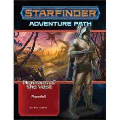 Starfinder RPG: Adventure Path #40 - Planetfall (Horizons of the Vast 1 of 6)