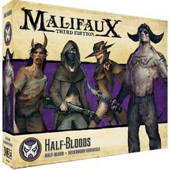 Malifaux 3E: Neverborn - Half Bloods