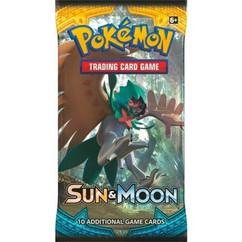 Pokemon: Sun & Moon Booster Pack