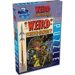 EC Comics: Weird Science-Fantasy No. 27 - Puzzle (1000pcs)