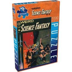 EC Comics: Weird Science-Fantasy No. 29 - Puzzle (1000pcs)