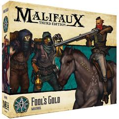 Malifaux 3E: Fool's Gold