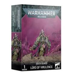 Warhammer 40K: Death Guard - Lord of Virulence