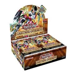 Yu-Gi-Oh!: Lightning Overdrive - Booster Box 1st Edition (Bulk Discounts)