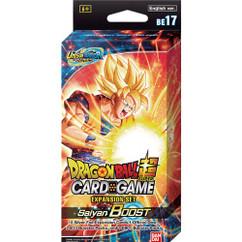 Dragon Ball Super TCG: Saiyan Boost - Expansion Set 17
