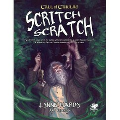 Call of Cthulhu 7th Edition RPG: Scritch Scratch (PREORDER)