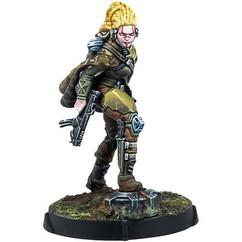 Infinity: NA2 - Aida Swanson, Submondo Smuggler (Submachine Gun)