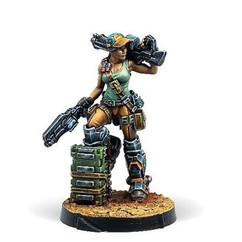 Infinity: NA2 - Monstruckers (Boarding Shotgun)