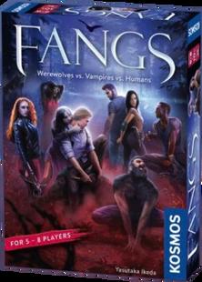 Fangs (PREORDER)