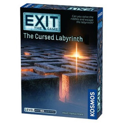Exit: The Cursed Labyrinth (PREORDER)