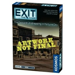 Exit: Kidnapped in Fortune City (PREORDER)
