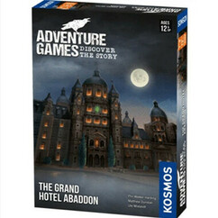 Adventure Games: The Grand Hotel Abaddon (PREORDER)
