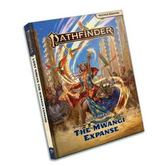 Pathfinder RPG 2nd Edition: Lost Omens - The Mwangi Expanse