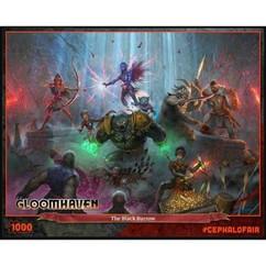 Gloomhaven: The Black Barrow - Puzzle (1000pcs)