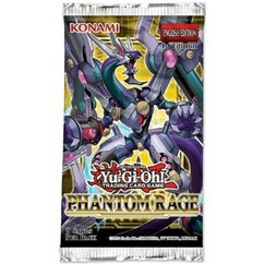 Yu-Gi-Oh!: Phantom Rage Booster Pack 1st Edition