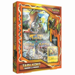 Pokemon: Tapu Koko Box (International Version)