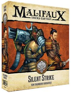 Malifaux 3E: Silent Strike - Ten Thunders