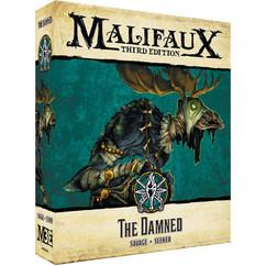 Malifaux 3E: The Damned - Explorer's Society