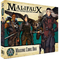 Malifaux 3E: Maxine Core Box - Explorer's Society