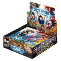 Dragon Ball Super TCG: Unison Warrior Series Boost - Cross Spirits B14 - Booster Box