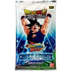 Dragon Ball Super TCG: Unison Warrior Series Boost  - Cross Spirits B14 - Booster Pack