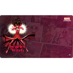 Marvel Champions LCG: Scarlet Witch Game Mat