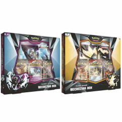 Pokemon: Dawn Wings & Dusk Mane Necrozma Box Bundle (International Version)