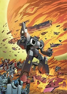 Robotech RPG: Into the Void (Savage Worlds) (PREORDER)