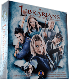 The Librarians: Adventure Card Game (PREORDER)
