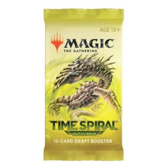 Magic: The Gathering - Time Spiral Remastered Draft Booster Pack