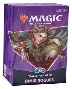 Magic: The Gathering - Dimir Rogues 2021 Challenger Deck