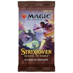Magic: The Gathering - Strixhaven - School of Mages Set Booster Pack