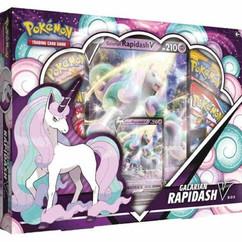 Pokemon: Galarian Rapidash V Box