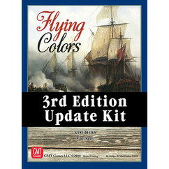 Flying Colors Deluxe 3rd Edition Update Kit