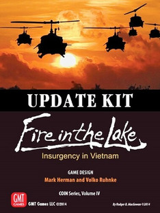 Fire in the Lake 2nd Edition Update Kit